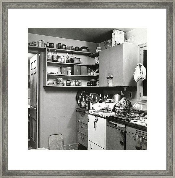 Well Known Norell Kitchen Pantry Pertaining To Cluttered Kitchenralph Bailey (View 17 of 20)