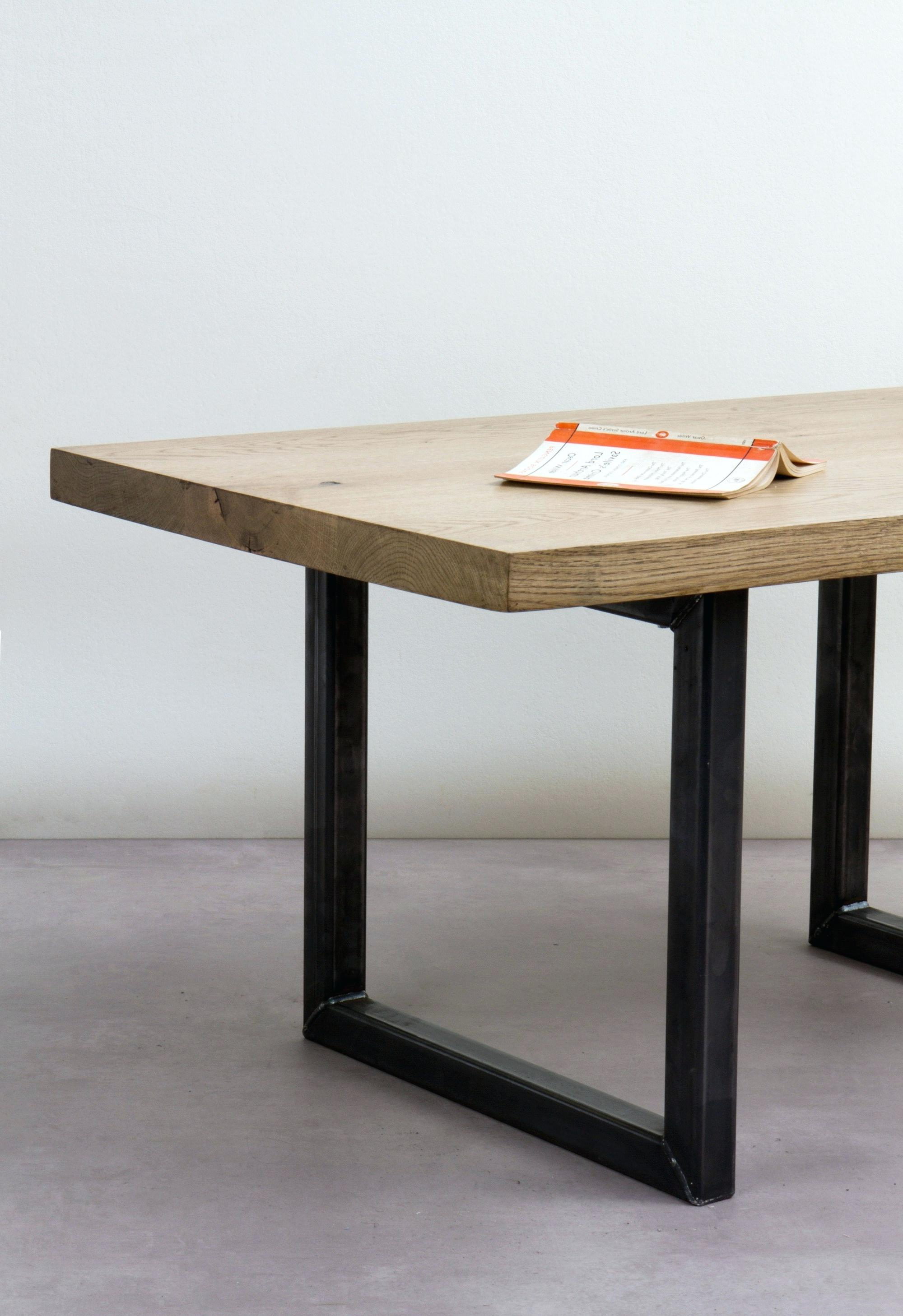 Well Liked Carbon Loft Enjolras Wood Steel Coffee Tables Regarding Legs For Coffee Tables – Artymind (View 20 of 20)
