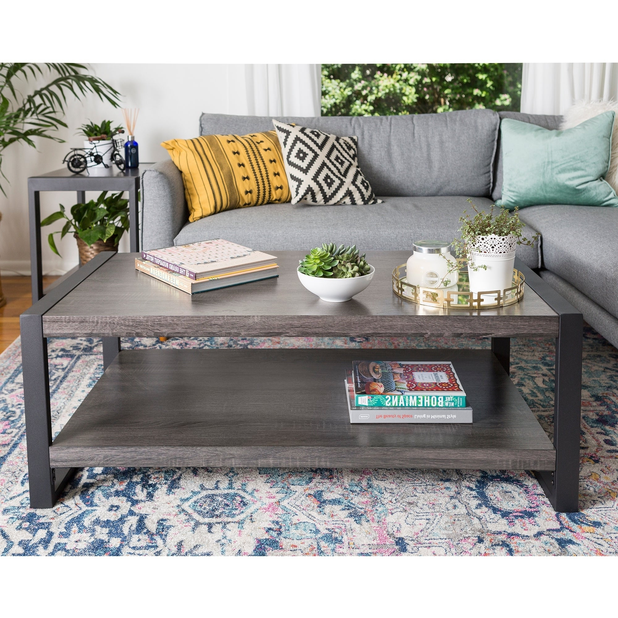 Featured Photo of Carbon Loft Hamilton 48 Inch Coffee Tables