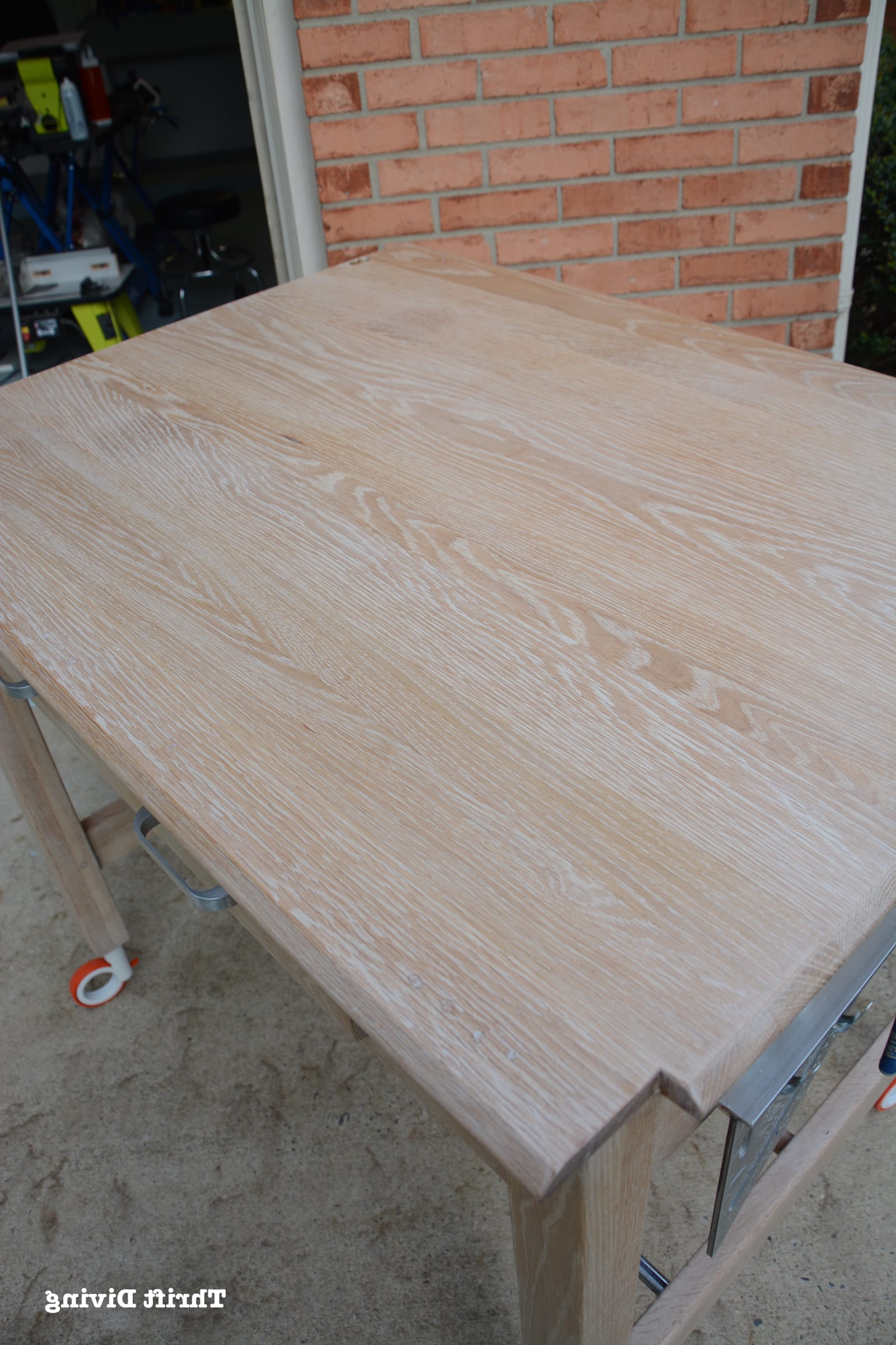 Well Liked Handmade Whitewashed Stripped Wood Tables Pertaining To Strip Furniture: How To Create A Natural Wood Furniture Look (View 15 of 20)