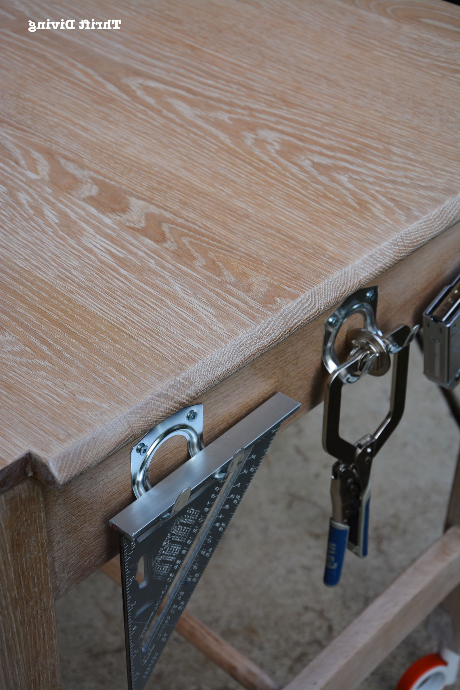 When Should You Not Paint Wood Furniture? In Widely Used Handmade Whitewashed Stripped Wood Tables (View 16 of 20)