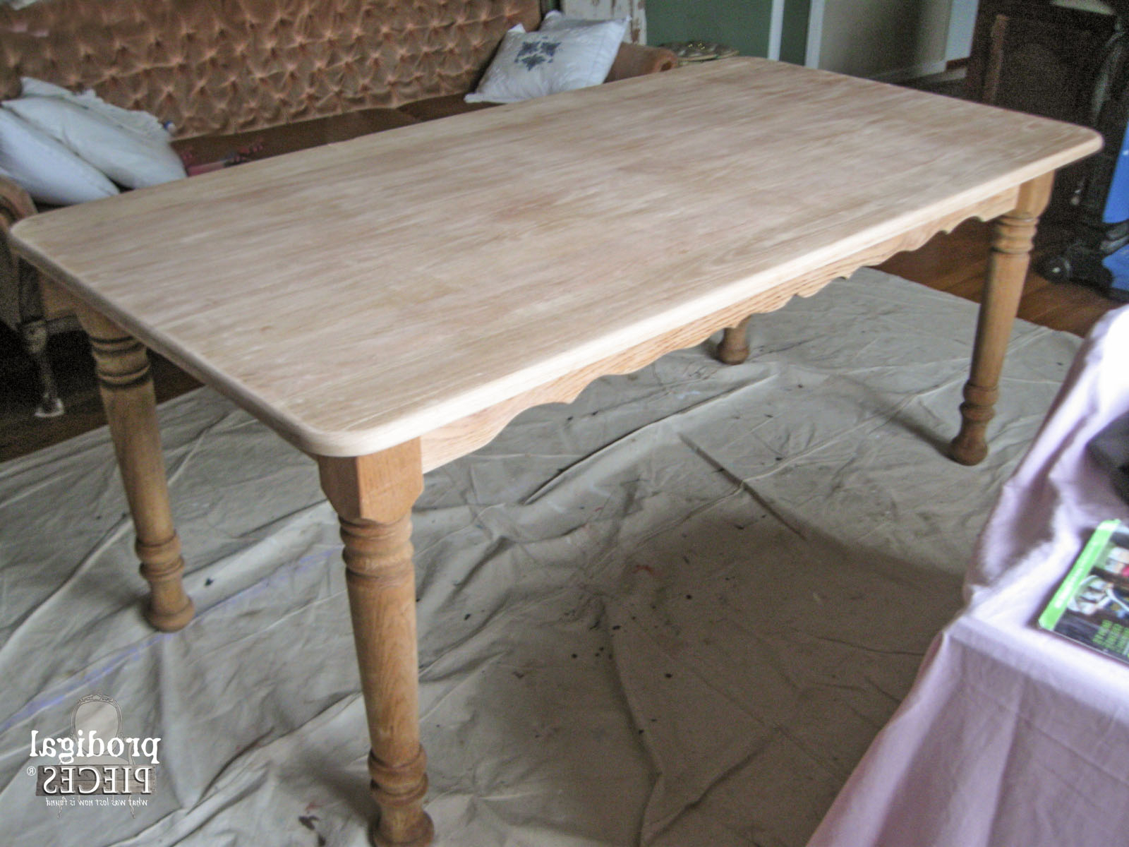 Whitewashed (Or Limewashed) Wood – Prodigal Pieces Regarding Latest Handmade Whitewashed Stripped Wood Tables (View 18 of 20)