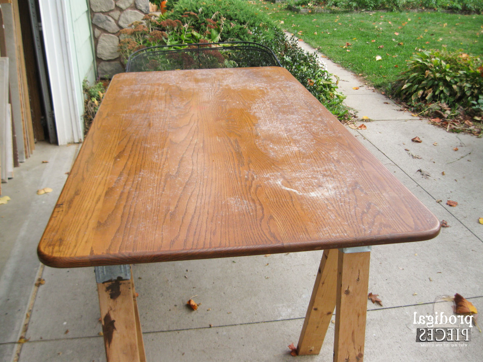 Whitewashed (Or Limewashed) Wood – Prodigal Pieces Within Favorite Handmade Whitewashed Stripped Wood Tables (View 20 of 20)