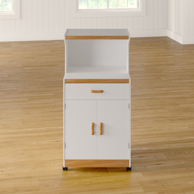 """Widely Used Berwyn 49"""" Kitchen Pantry Within Argana Kitchen Pantry (View 13 of 20)"""