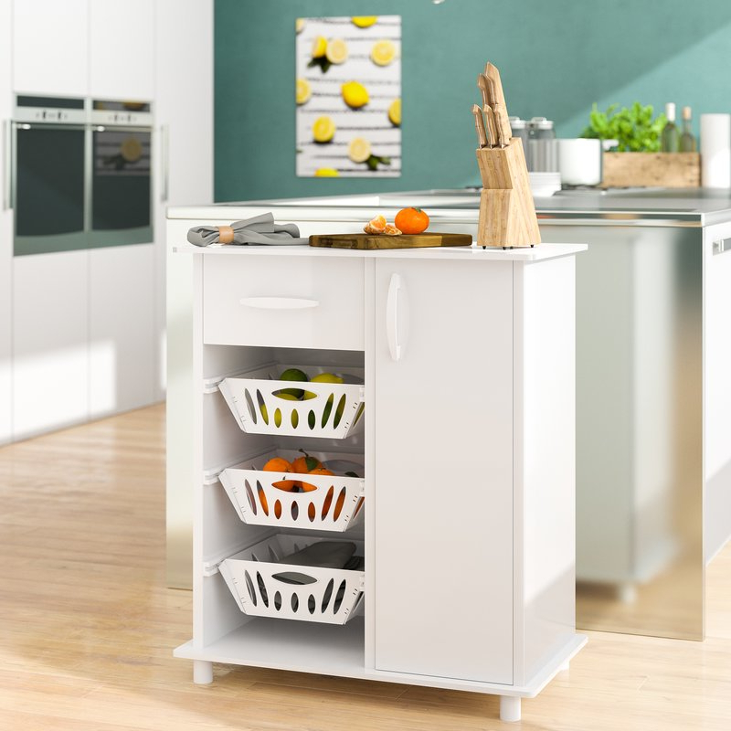 """Widely Used Canina Kitchen Pantry Intended For Bayuga 31"""" Kitchen Pantry (View 20 of 20)"""