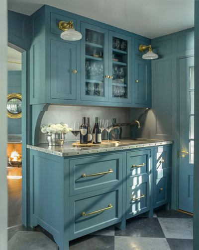 Widely Used Casale Kitchen Pantry Intended For We Can Dream: 40 Beautiful Butler's Pantries (View 20 of 20)