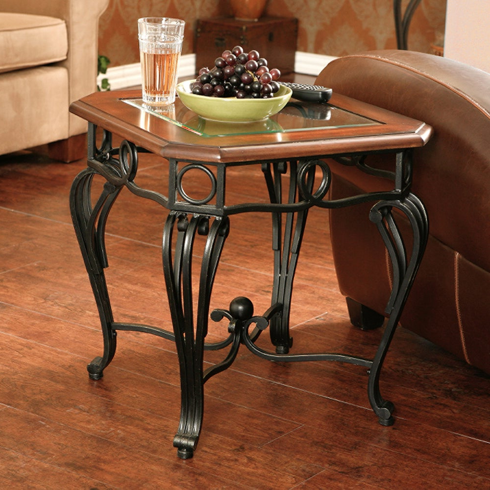 Widely Used Gracewood Hollow Salinger Prentice Cocktail Tables With Gracewood Hollow Salinger Glass Top End Table (View 5 of 20)