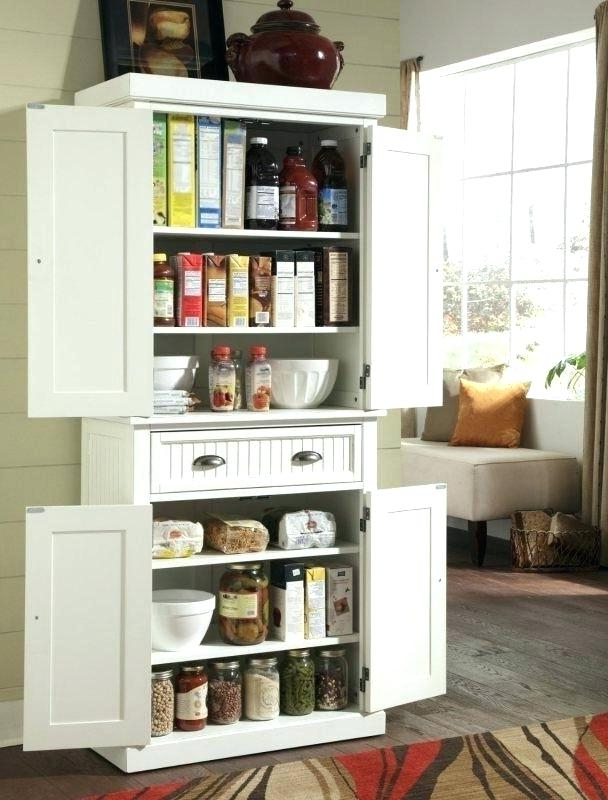 Widely Used Olivas Kitchen Pantry With Small Food Pantry – Breitlingmens (View 20 of 20)