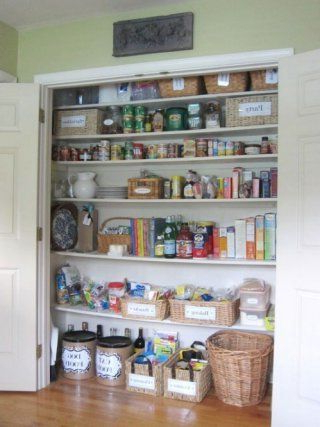 Widely Used Slemp Kitchen Pantry With Regard To 150 Dollar Store Organizing Ideas And Projects For The (View 9 of 20)
