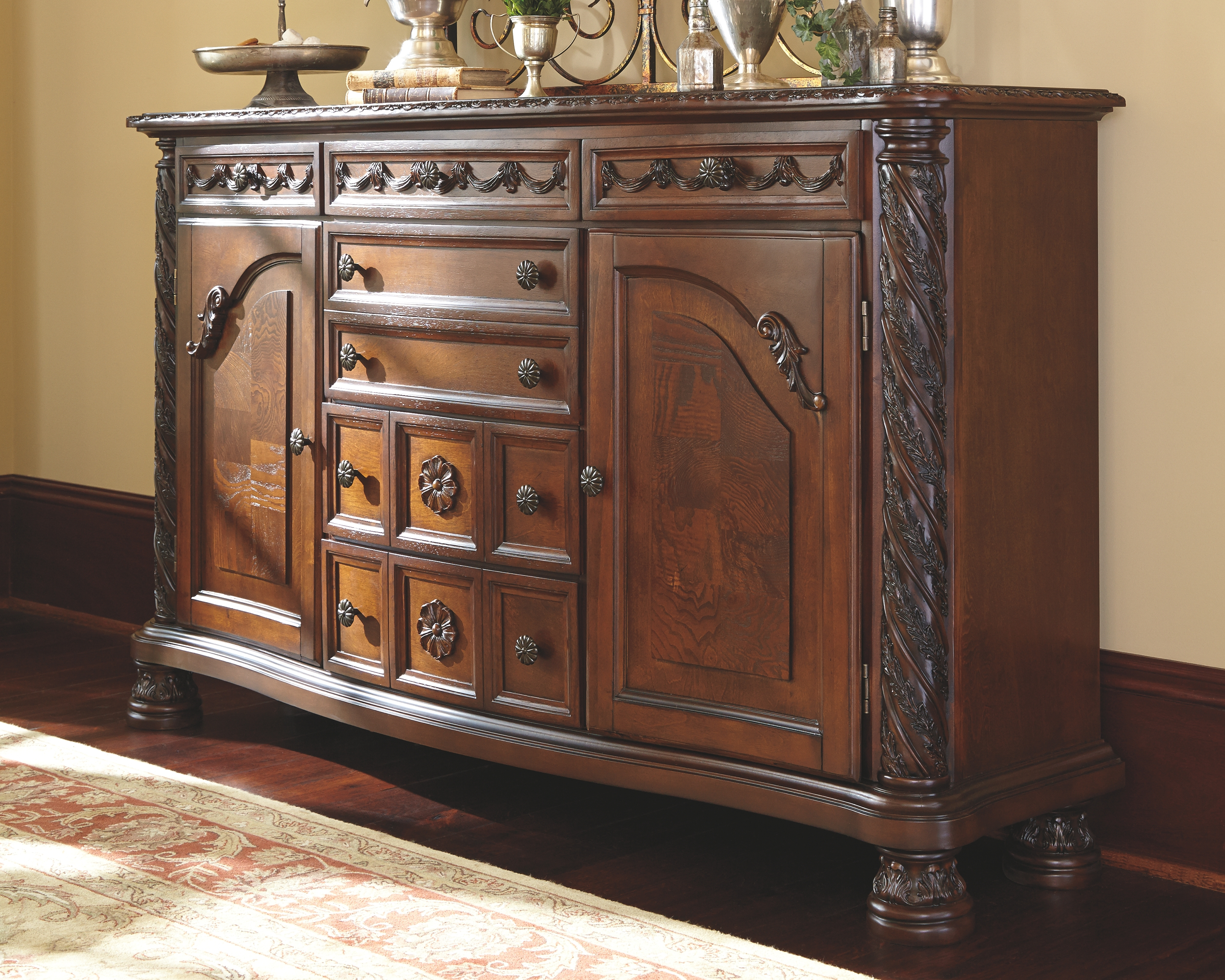 Wildon Home North Shore Dining Room Sideboard – Walmart Throughout Sideboards By Wildon Home (View 8 of 20)