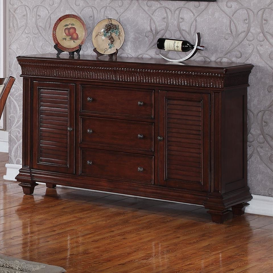 Windward Bay Sideboard Intended For Chalus Sideboards (View 15 of 20)