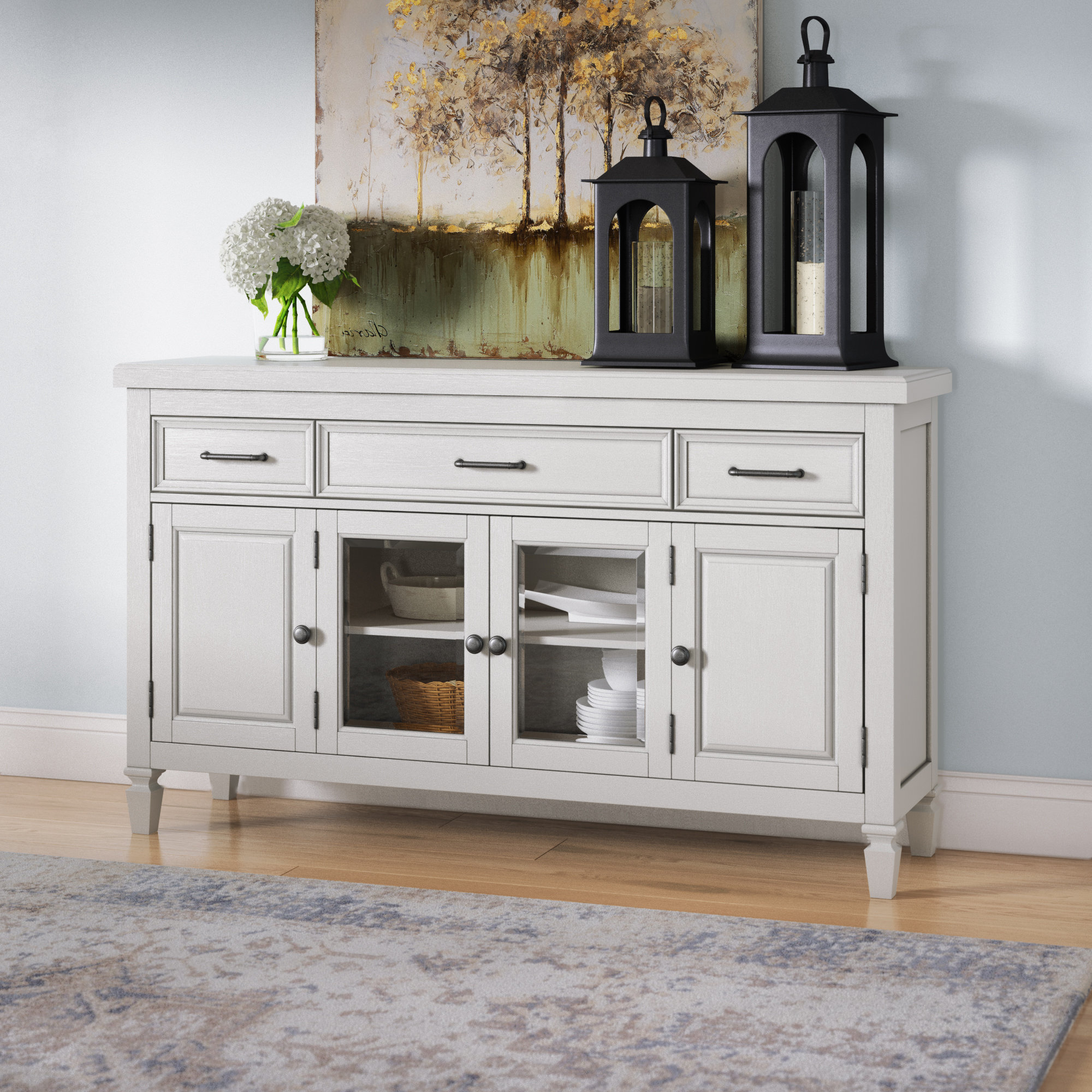 Woodall Sideboard Throughout Rutledge Sideboards (View 8 of 20)