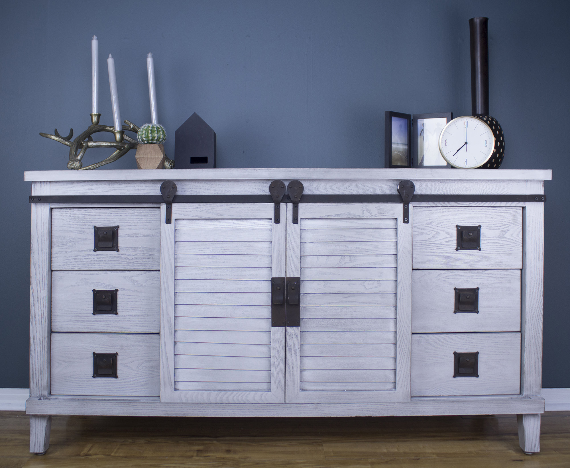 Wrought Iron Sideboard | Wayfair Pertaining To Upper Stanton Sideboards (View 18 of 20)