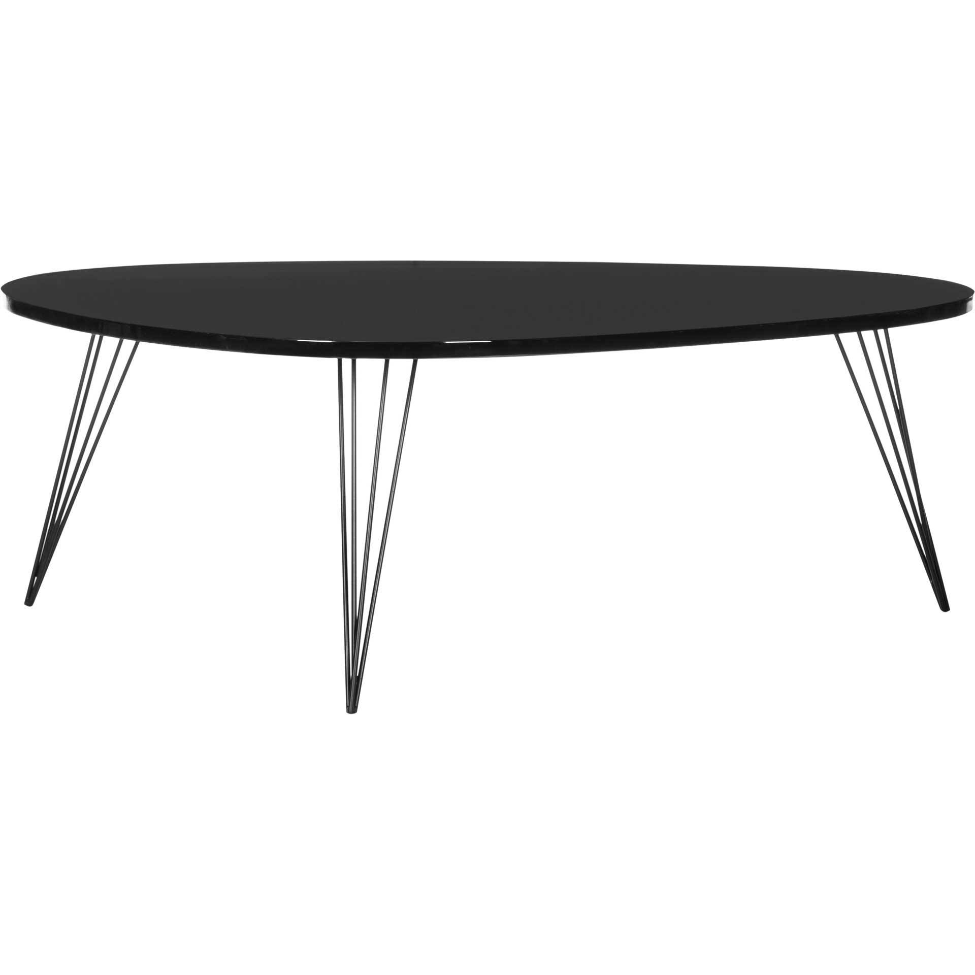 Wynton Lacquer Coffee Table Black (View 14 of 20)