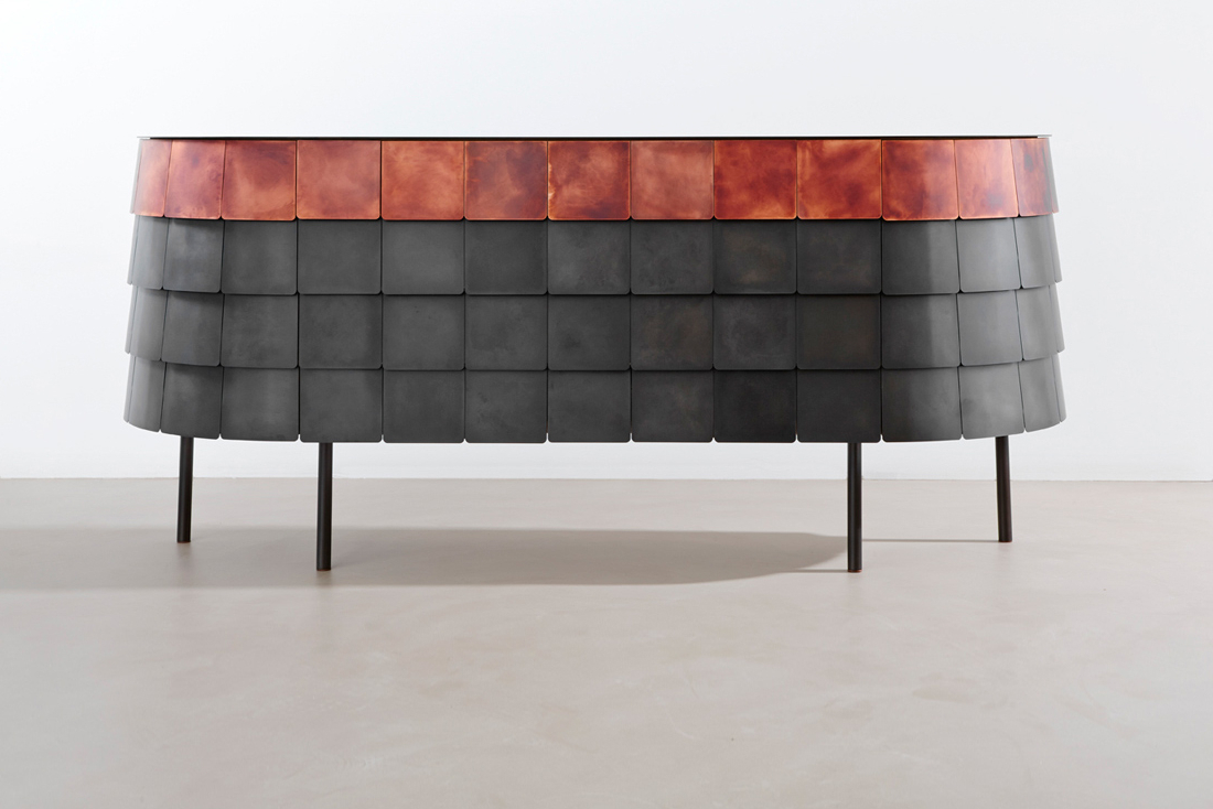 Yoroi Sideboardalessandro Masturzo For De Castelli Intended For Castelli Sideboards (View 20 of 20)