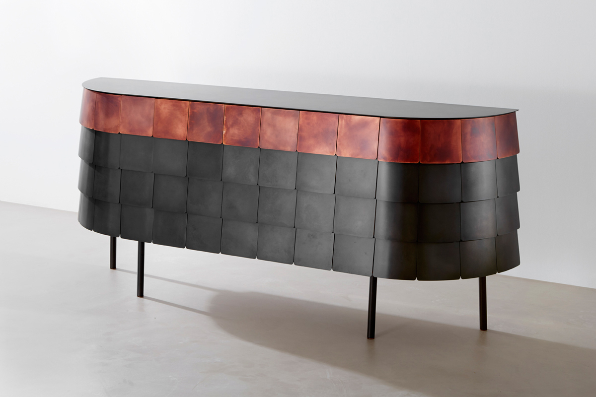 Yoroi Sideboardalessandro Masturzo For De Castelli Intended For Castelli Sideboards (View 19 of 20)
