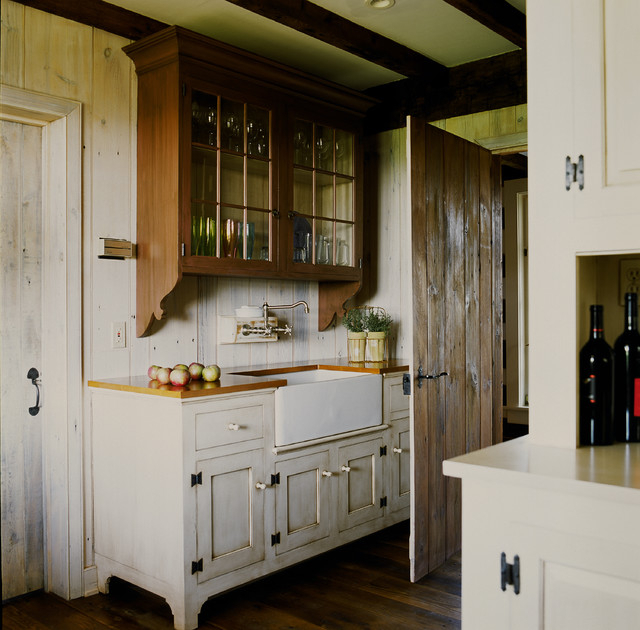 Zimmerman Kitchen Pantry Inside Most Recently Released New House – Unionville, Pa – Farmhouse – Kitchen (Gallery 7 of 20)