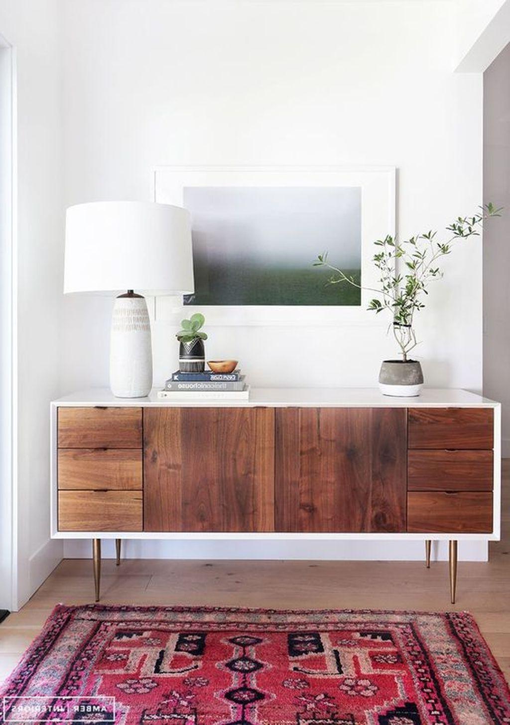 35 Inspiring Mid Century Modern Furniture Ideas | Furniture With Regard To Summer Desire Credenzas (View 2 of 20)