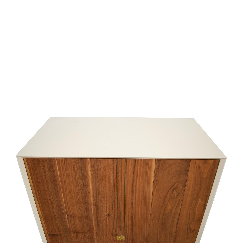 72% Off – Organic Modernism Organic Modernism Deco Credenza / Storage Pertaining To Blush Deco Credenzas (View 12 of 20)