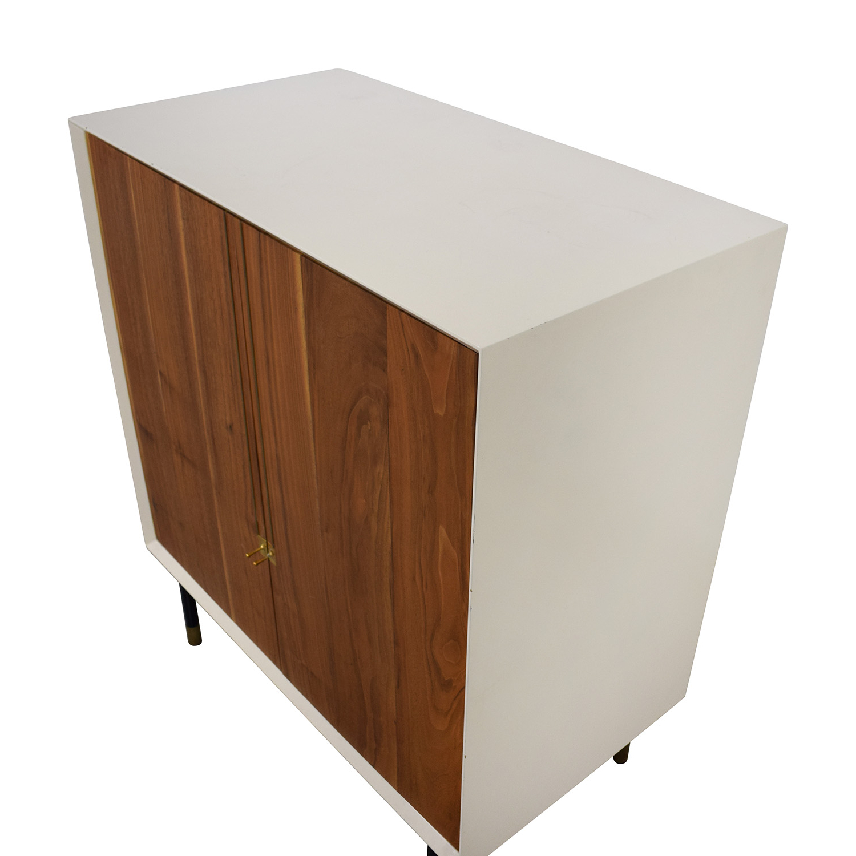72% Off – Organic Modernism Organic Modernism Deco Credenza / Storage Regarding Blush Deco Credenzas (View 3 of 20)