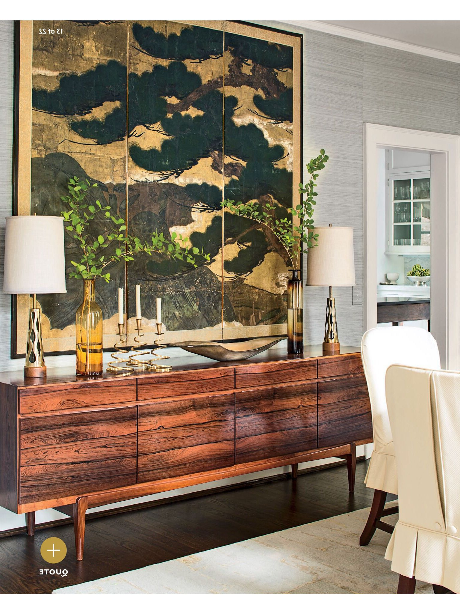 Art – July Southern Living | H (View 7 of 20)