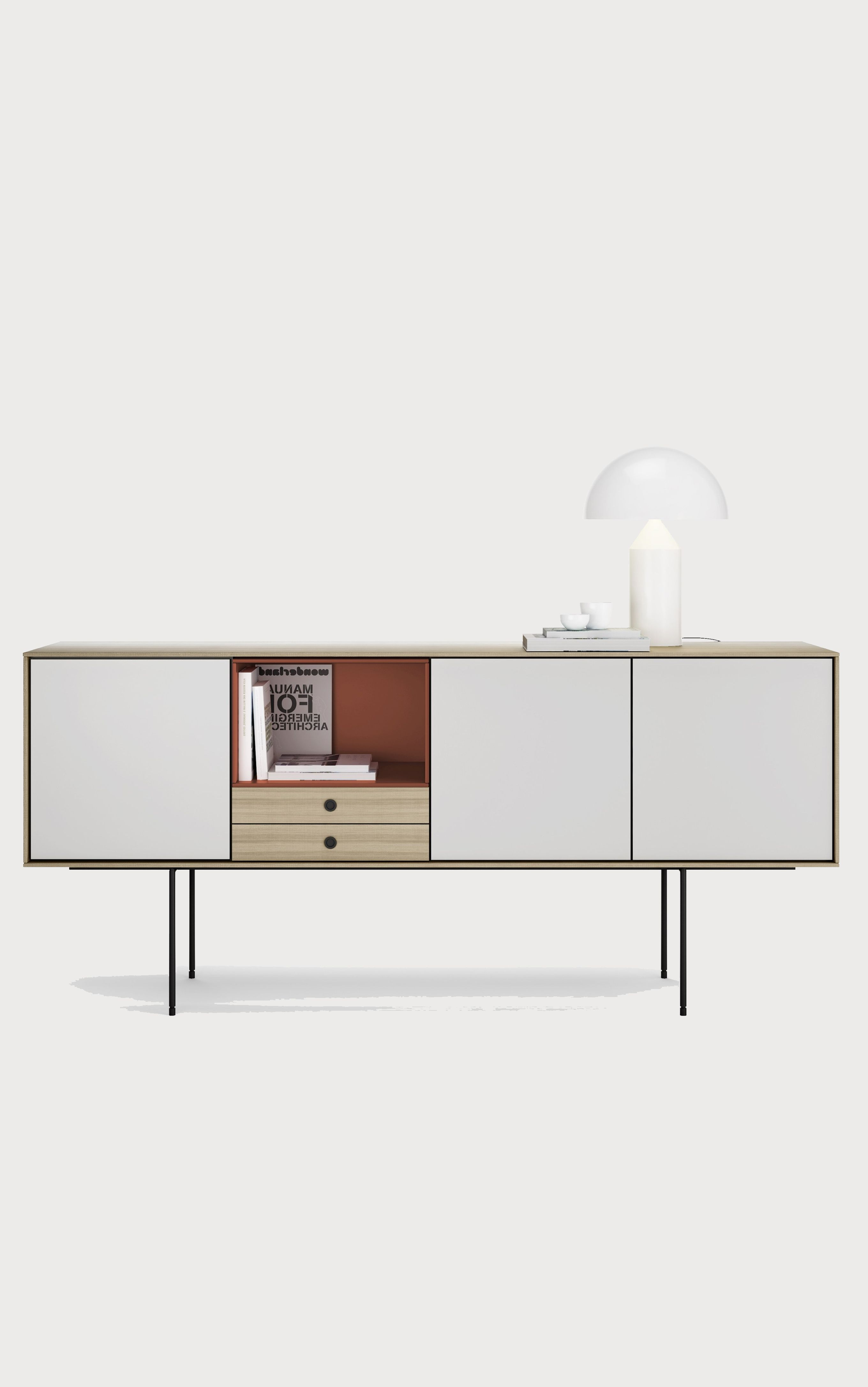 Aura Cabinet, Treku | D 家具 | Sideboard, Cabinet, Furniture Inside Festival Eclipse Credenzas (View 2 of 20)