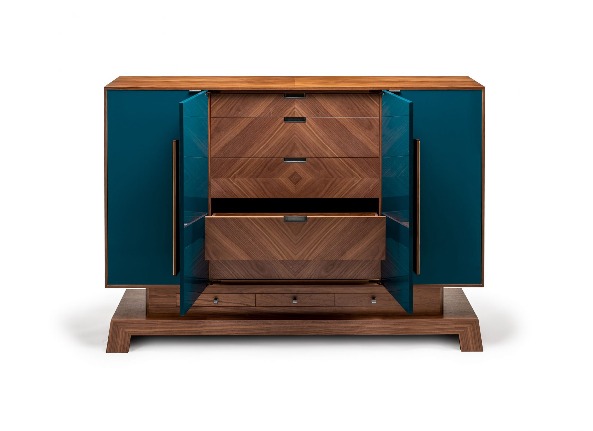 Bartleby Credenza – Lacquer – Amy Somerville London Pertaining To Turquoise Skies Credenzas (View 19 of 20)