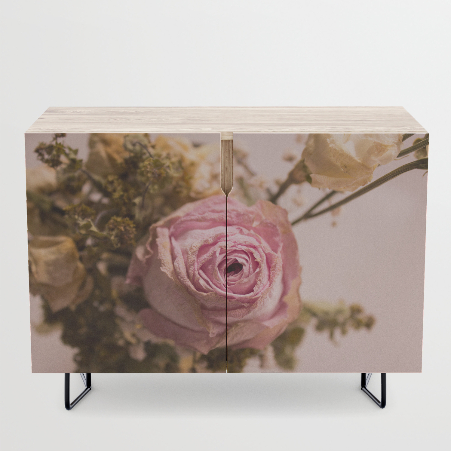 Beauty That Never Fades Credenza Within Floral Beauty Credenzas (View 3 of 20)