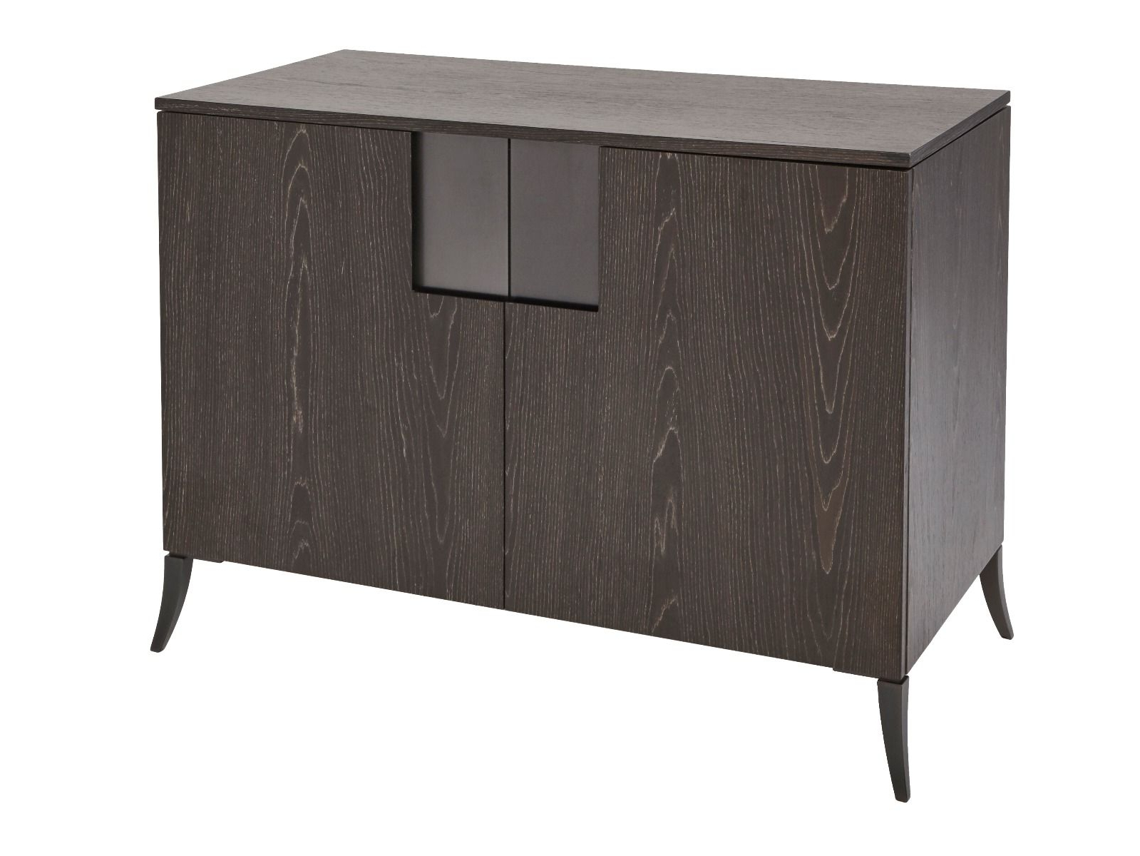 Buffet Sideboard Single Length Within 2 Shelf Buffets With Curved Legs (View 5 of 20)
