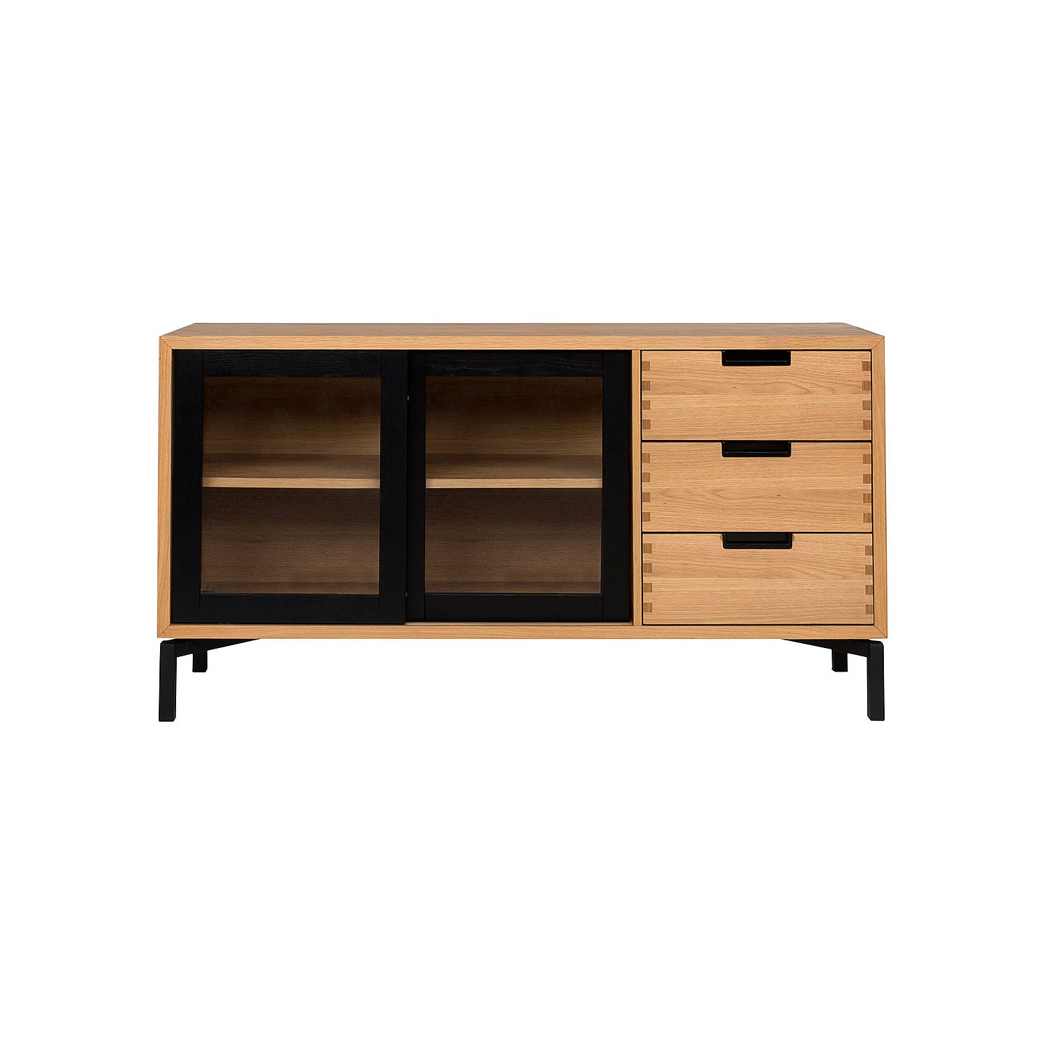 Buffets – Atelier Buffet 2 Door 3 Drawer With Regard To 4 Door Lacquer Buffets (View 8 of 20)