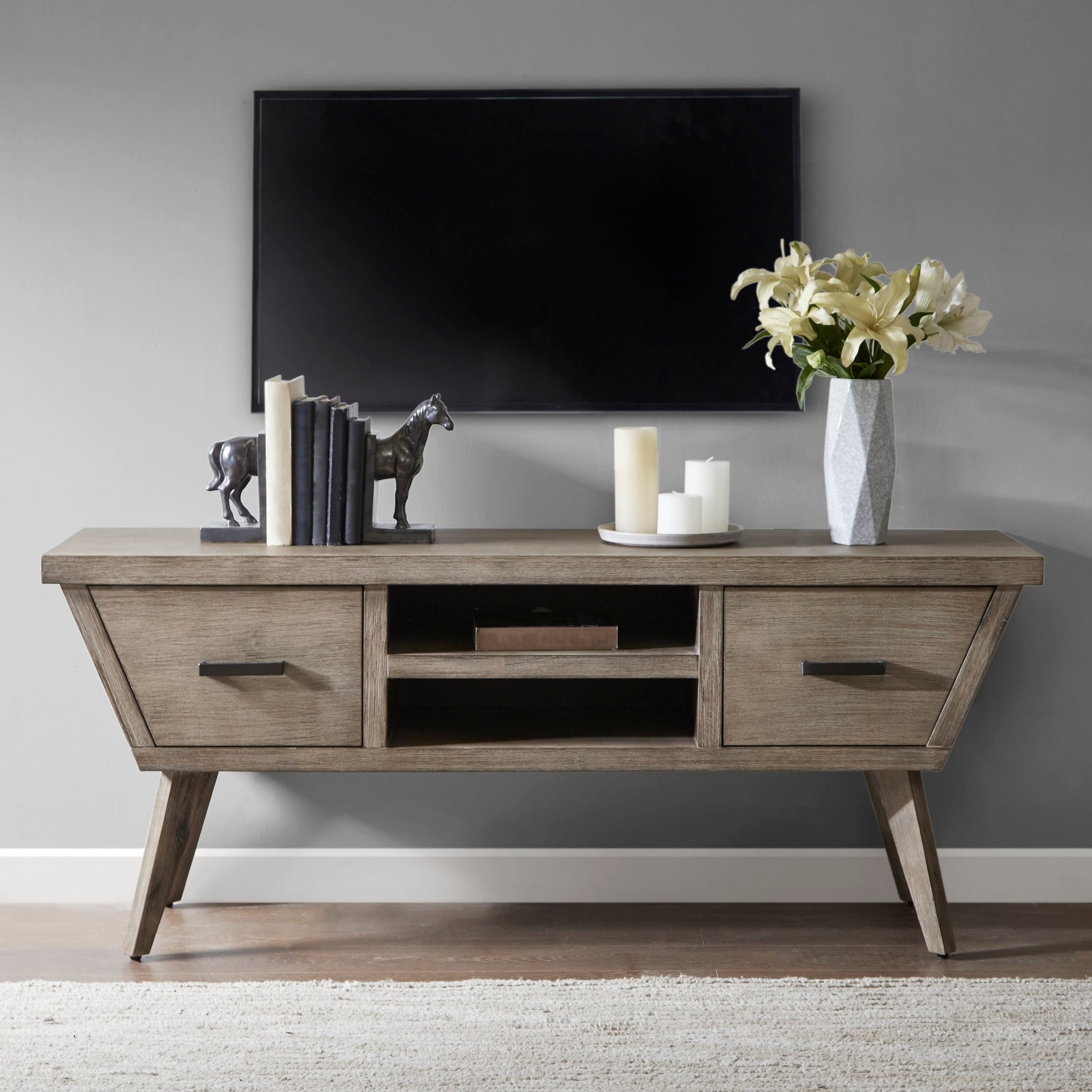 Buy Acacia Buffets, Sideboards & China Cabinets Online At With Rustic Walnut Buffets (View 15 of 20)
