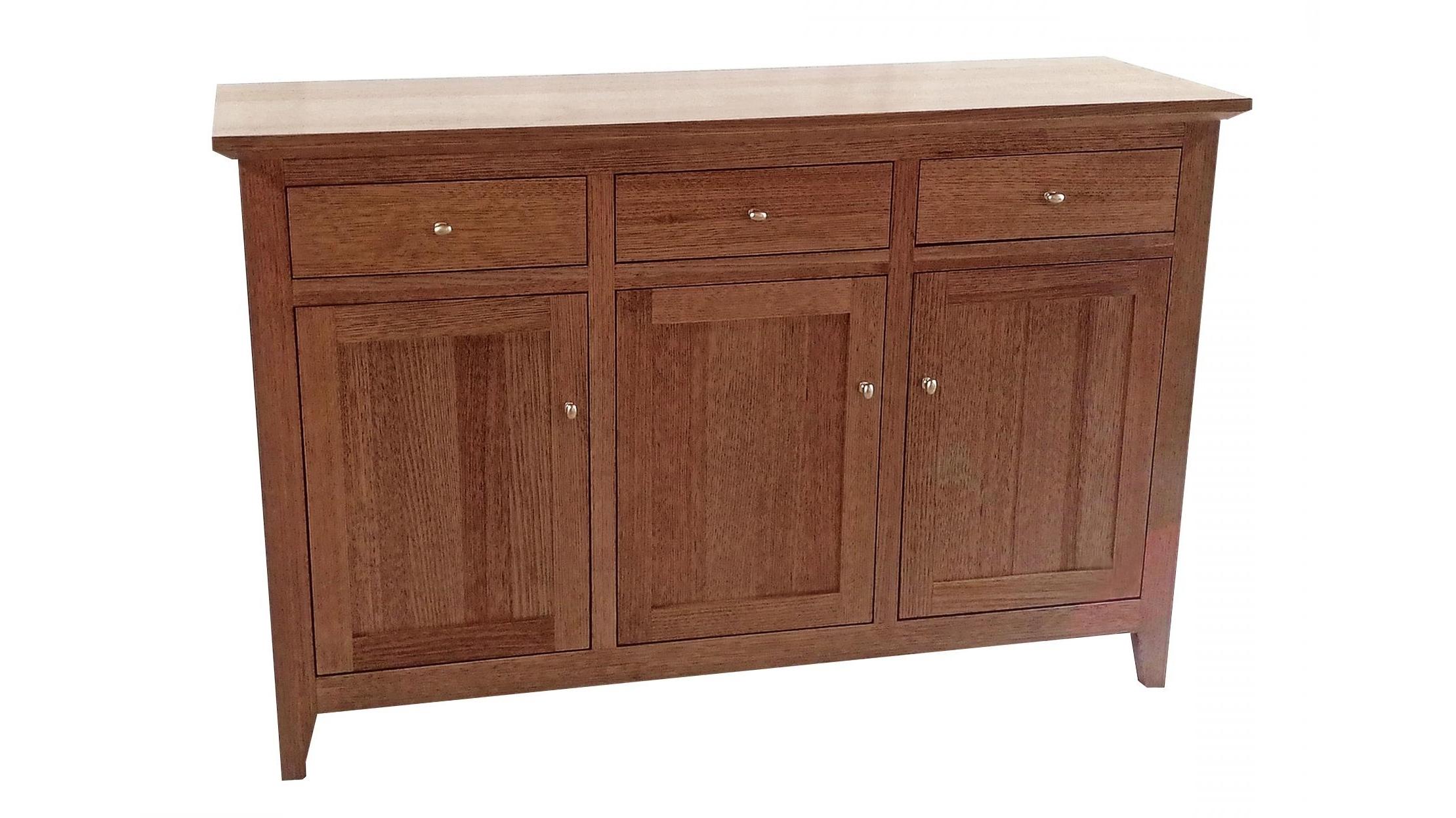 Buy Claremont Buffet   Harvey Norman Au Regarding Espresso Wood Multi Use Buffets (View 10 of 20)