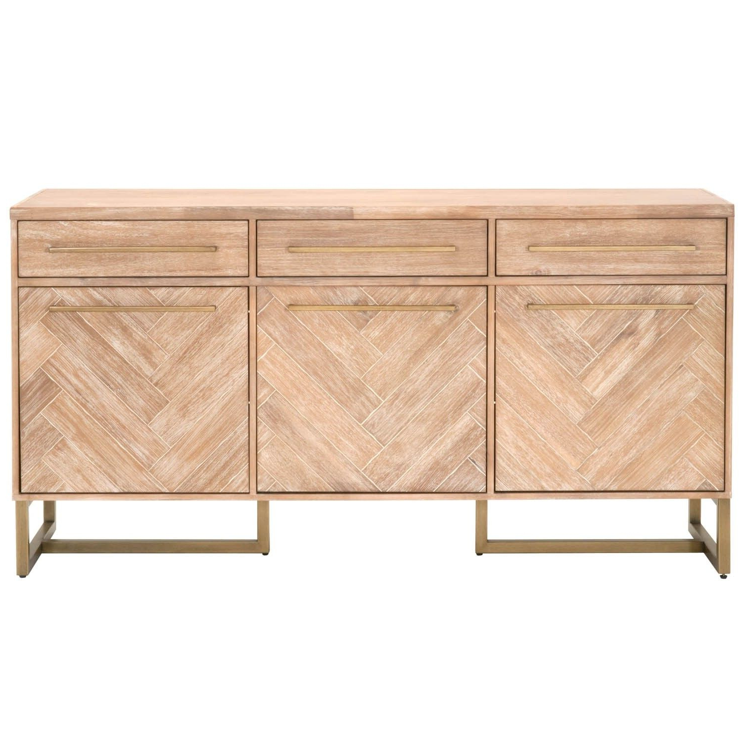Candelabra Home Mosaic Sideboard – Stone Wash | Indian Creek Pertaining To Retro Holistic Credenzas (View 20 of 20)