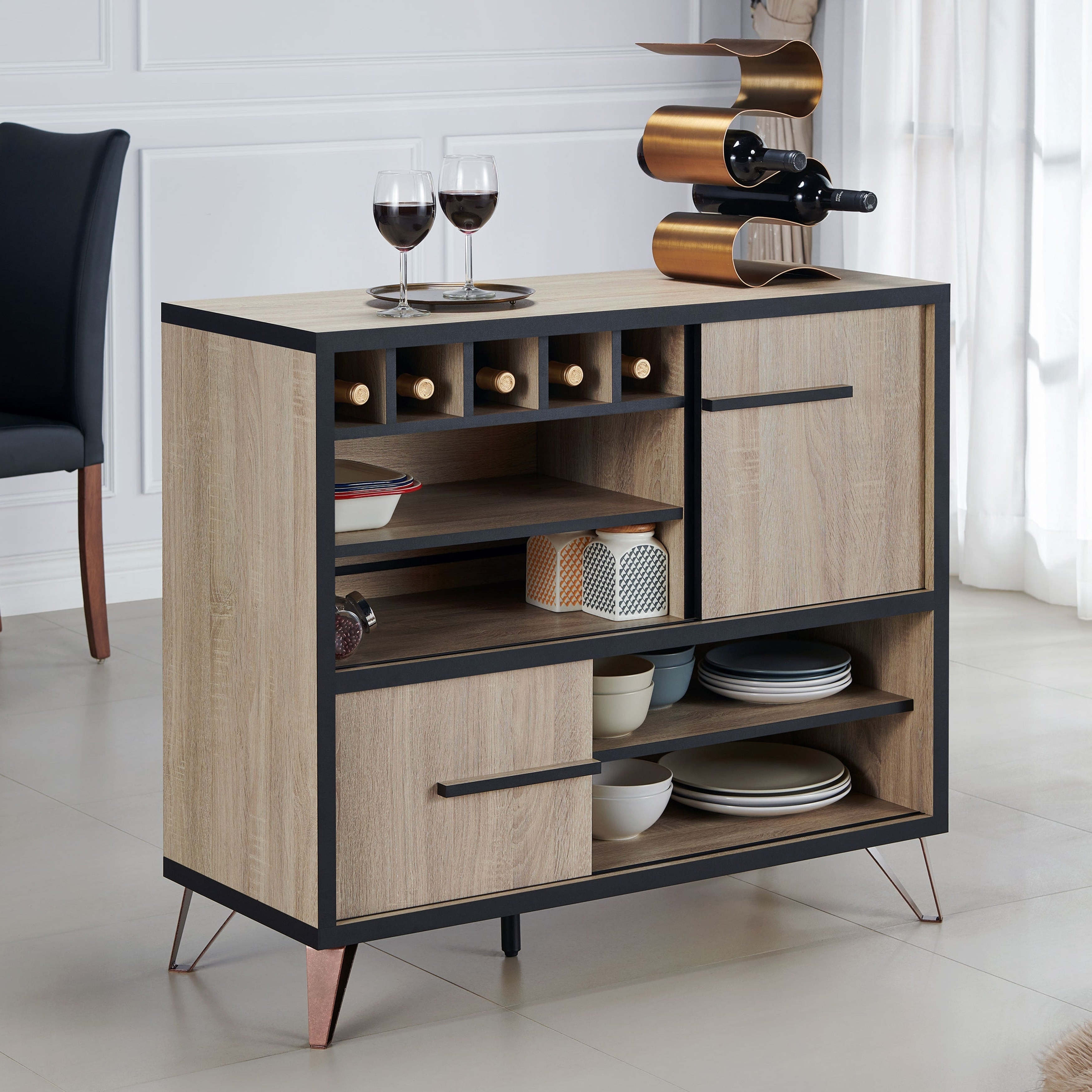 Featured Photo of Carbon Loft Feleni Contemporary Buffets