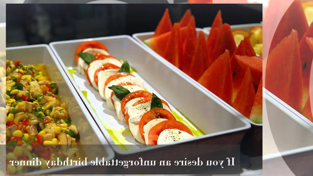 Celebrate Your Birthday At Santo'S Modern American Buffet & Sushi In  Coconut Creek, Fl! In Modern Red Buffets (View 5 of 20)
