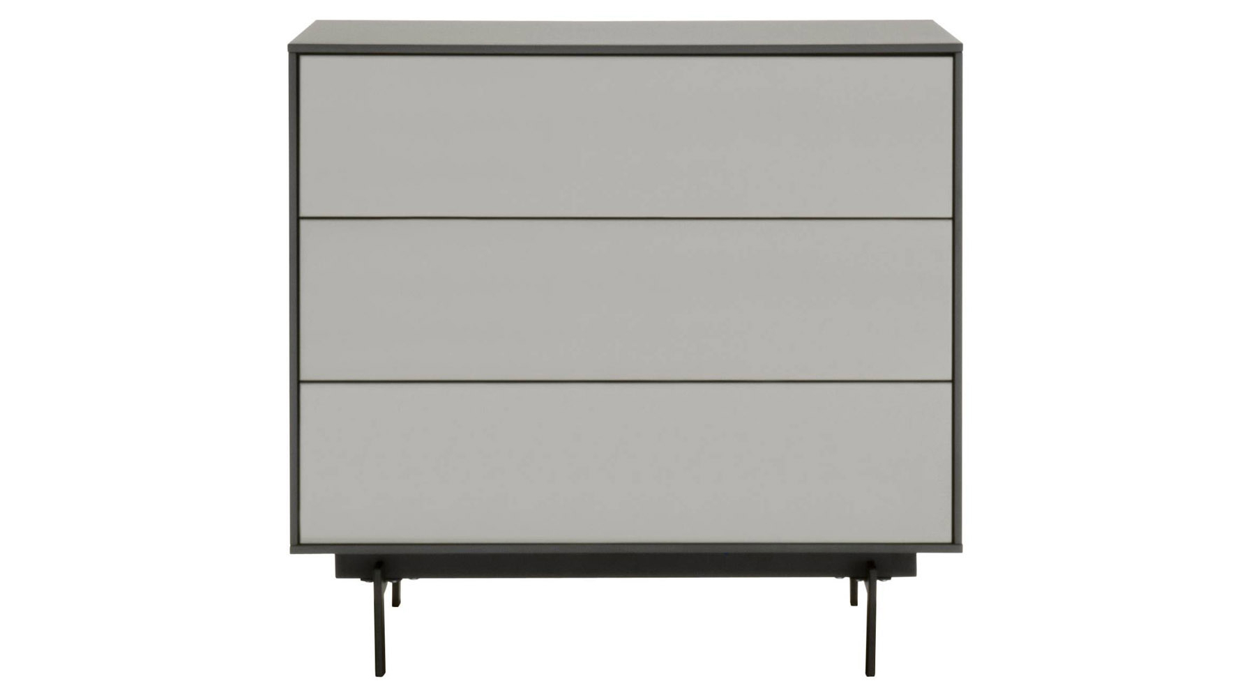 Cenny 3 Drawer Modular Storage Unit – High For 3 Drawer Black Storage Buffets (View 10 of 20)