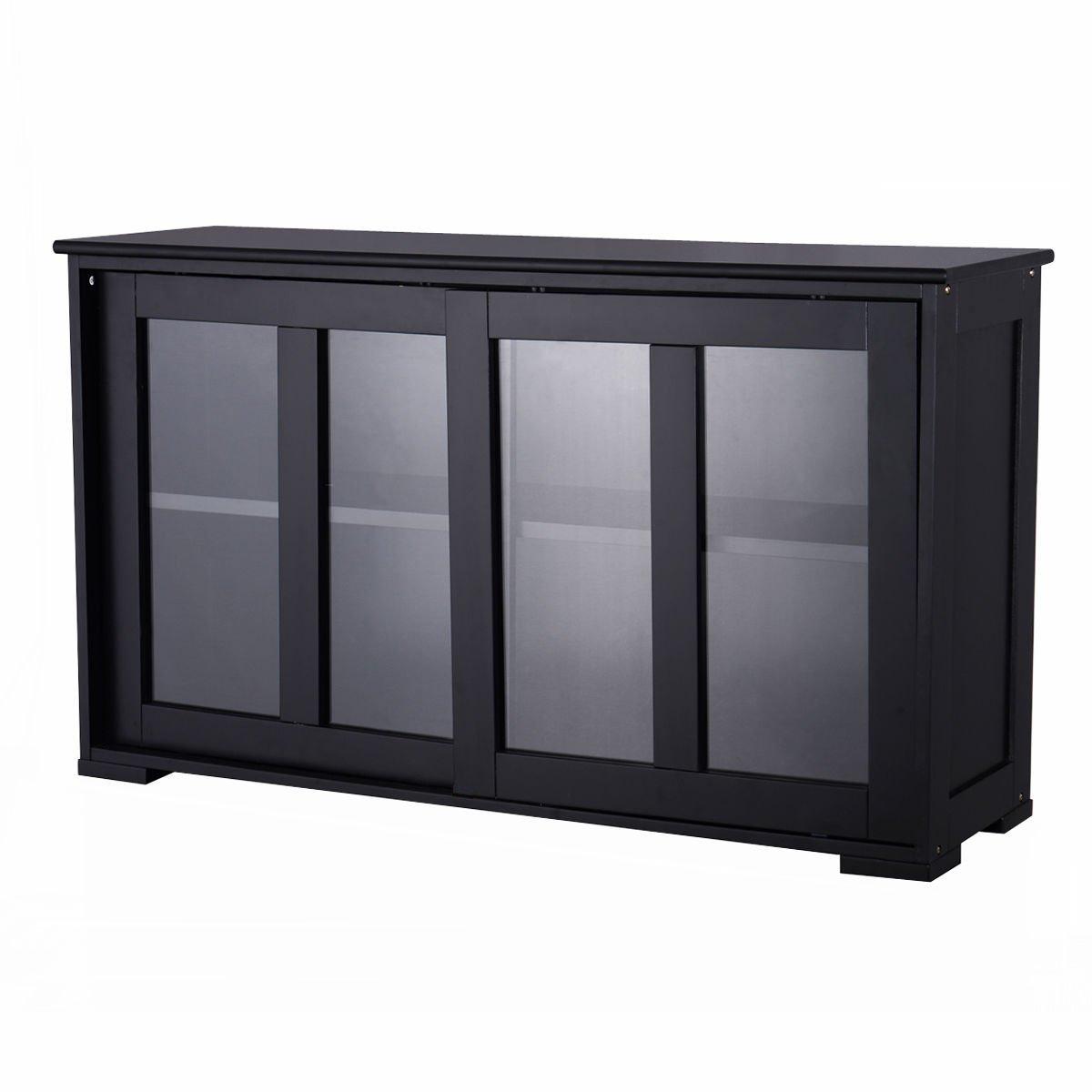 Cheap Antique Door Sideboard, Find Antique Door Sideboard In Espresso Sliding Door Stackable Buffets (View 4 of 20)