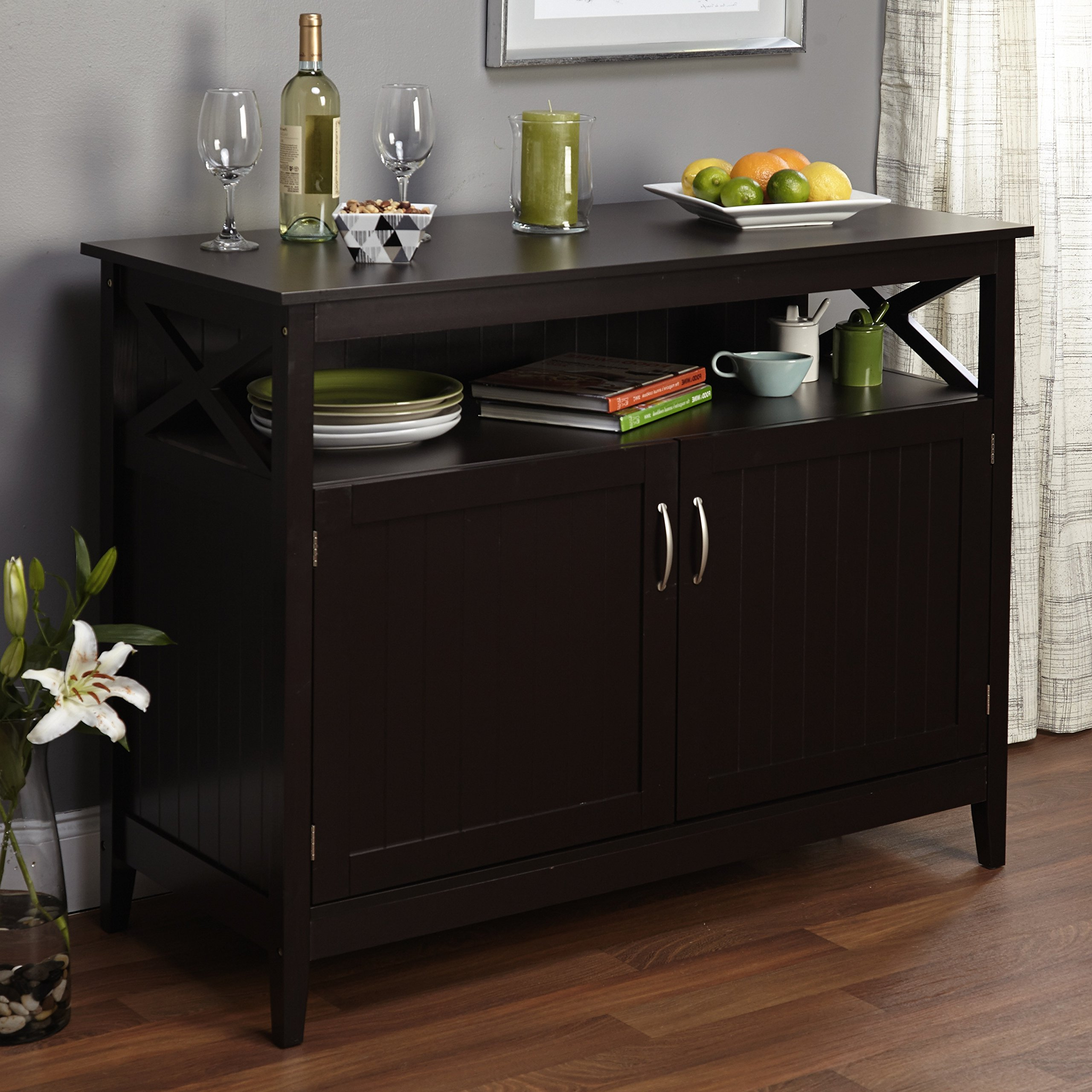 Cheap Contemporary Buffet, Find Contemporary Buffet Deals On Pertaining To Contemporary Espresso Dining Buffets (View 3 of 20)
