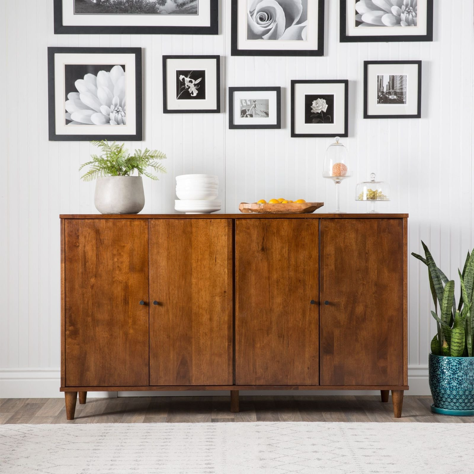 Cheap Living Room Buffet Cabinet, Find Living Room Buffet Intended For Simple Living Montego Black Wooden Buffets (View 10 of 20)