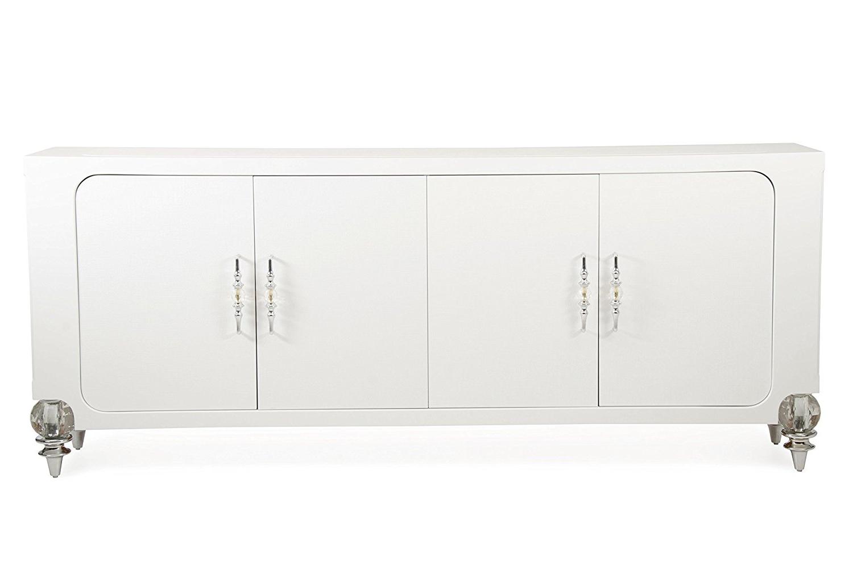 Cheap White Lacquer Buffet Modern, Find White Lacquer Buffet In 4 Door Lacquer Buffets (View 9 of 20)