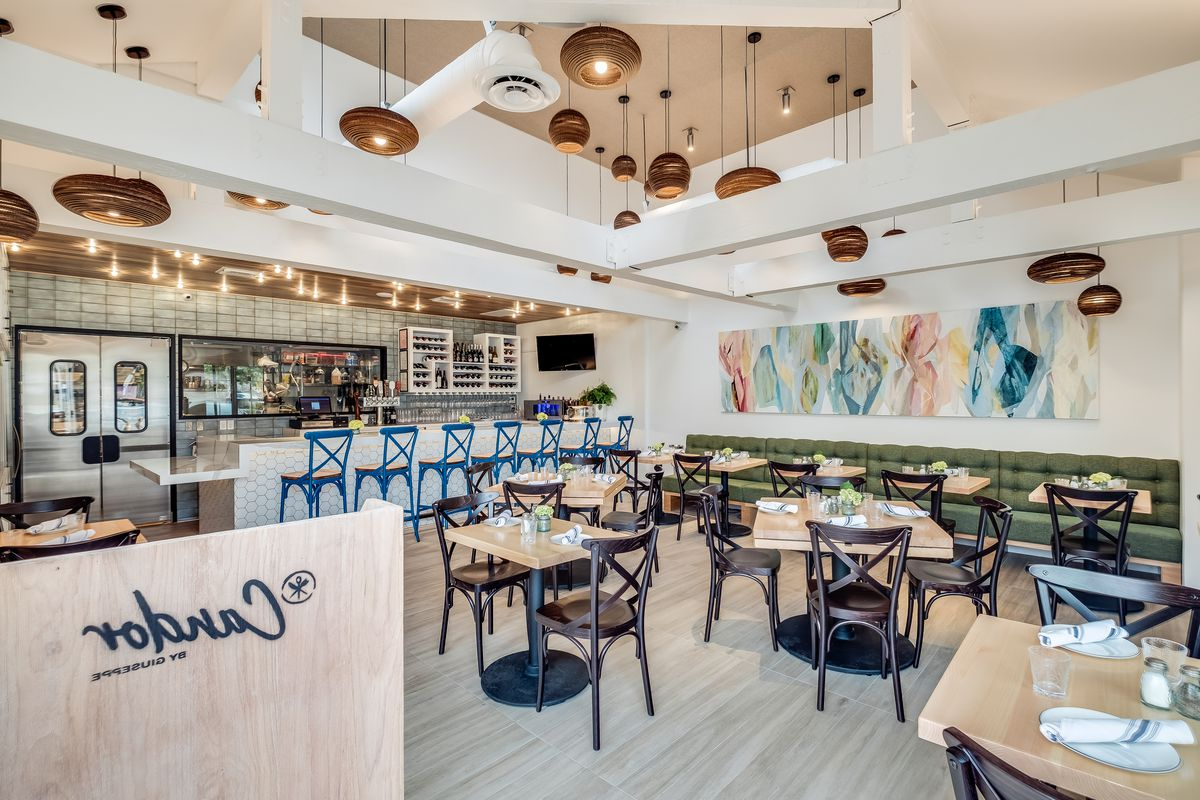 Chic Contemporary Bistro And Wine Bar Lands In La Jolla Within Contemporary Wine Bar Buffets (View 10 of 20)