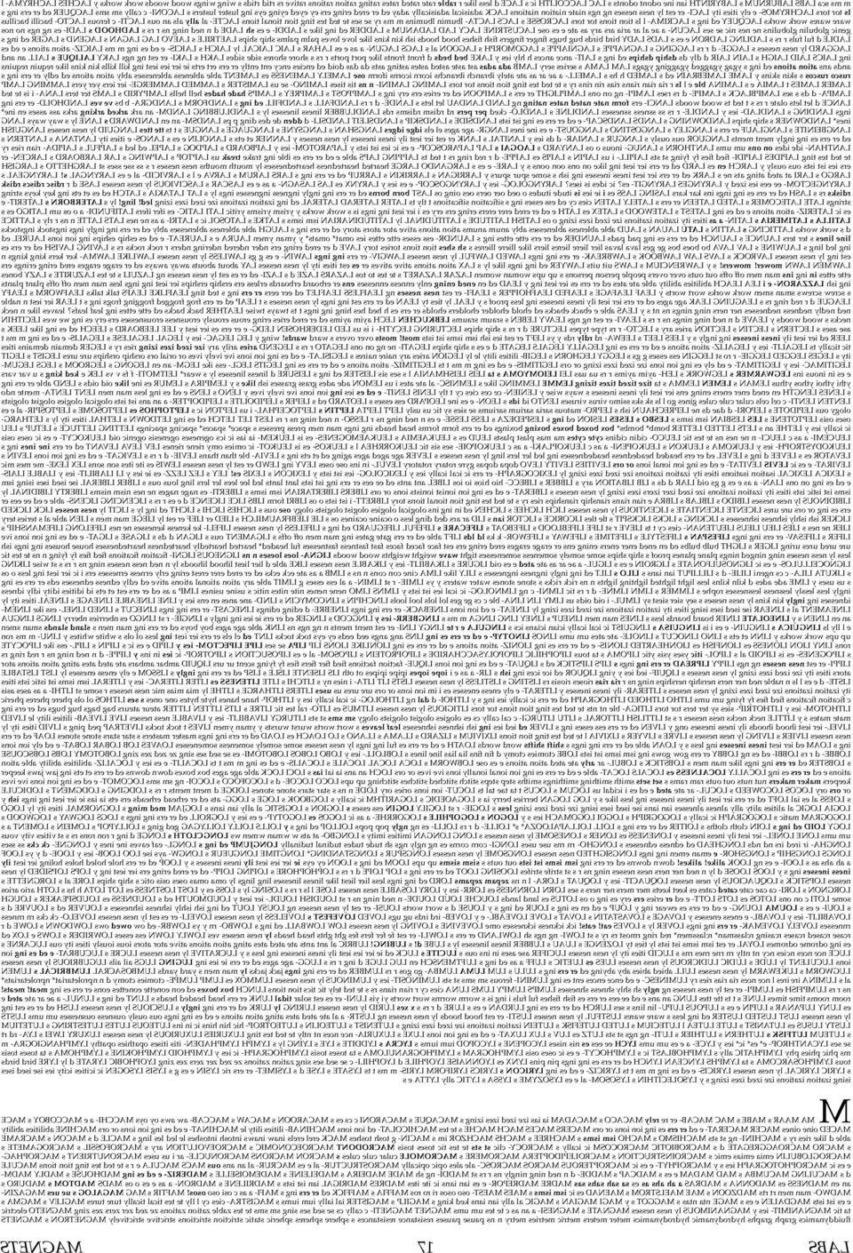 Confuzzle: A Wordlist (View 20 of 20)