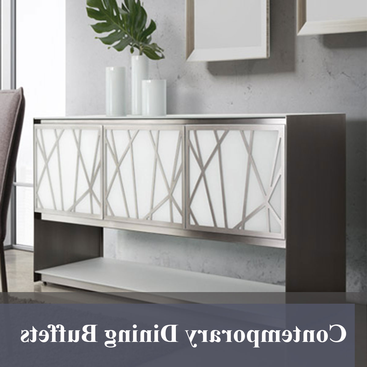 Contemporary Dining Buffets – American Made Custom Furniture With Contemporary Buffets (View 19 of 20)