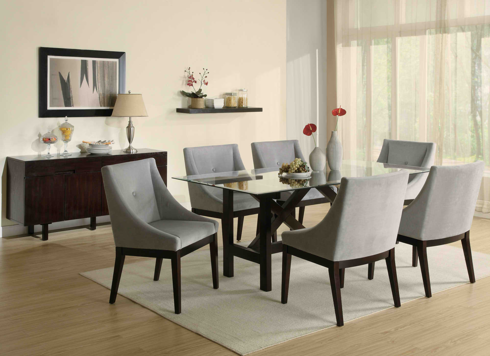 Contemporary Dining Furniture Buffet — Contemporary Within Contemporary Black Dining Buffets (View 5 of 20)