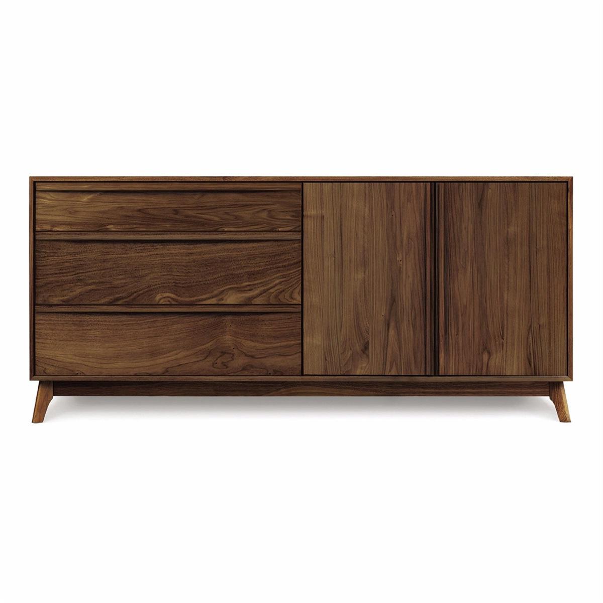 Copeland Furniture Catalina 3 Drawer / 2 Door Buffet In 2 Door 3 Drawer Buffets (View 8 of 20)