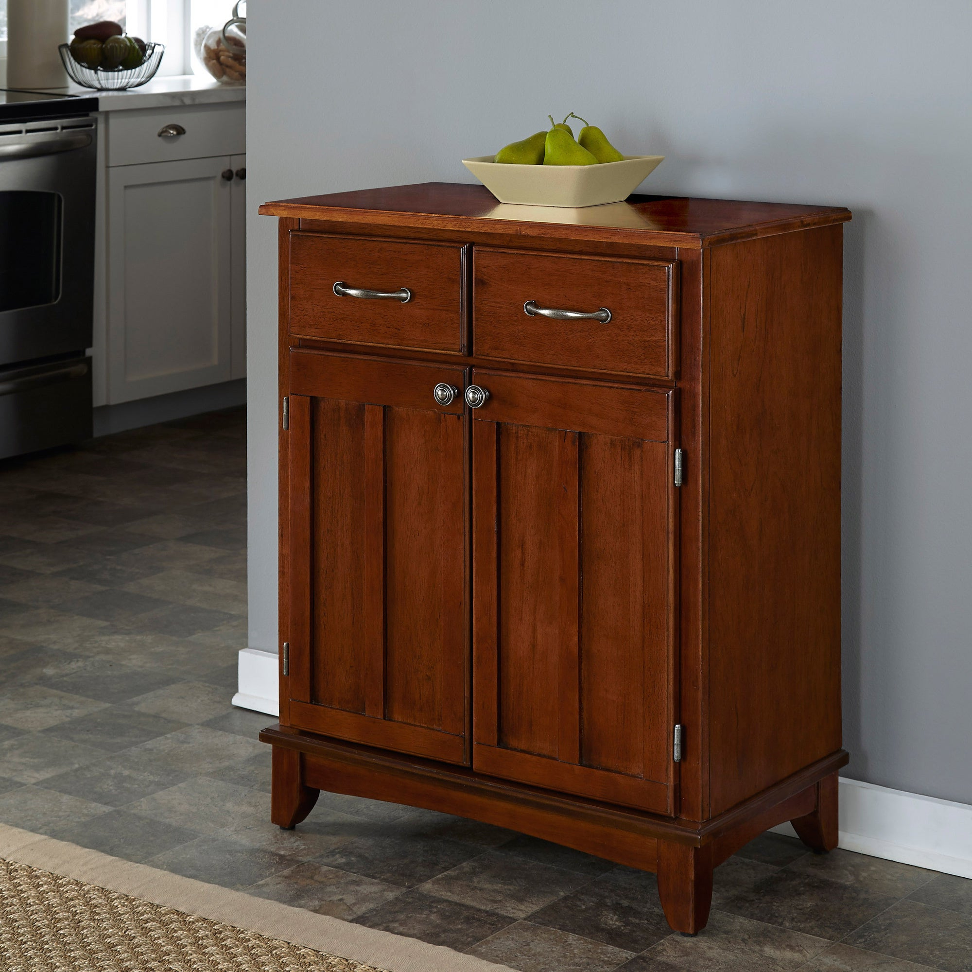 Featured Photo of Medium Buffets With Wood Top