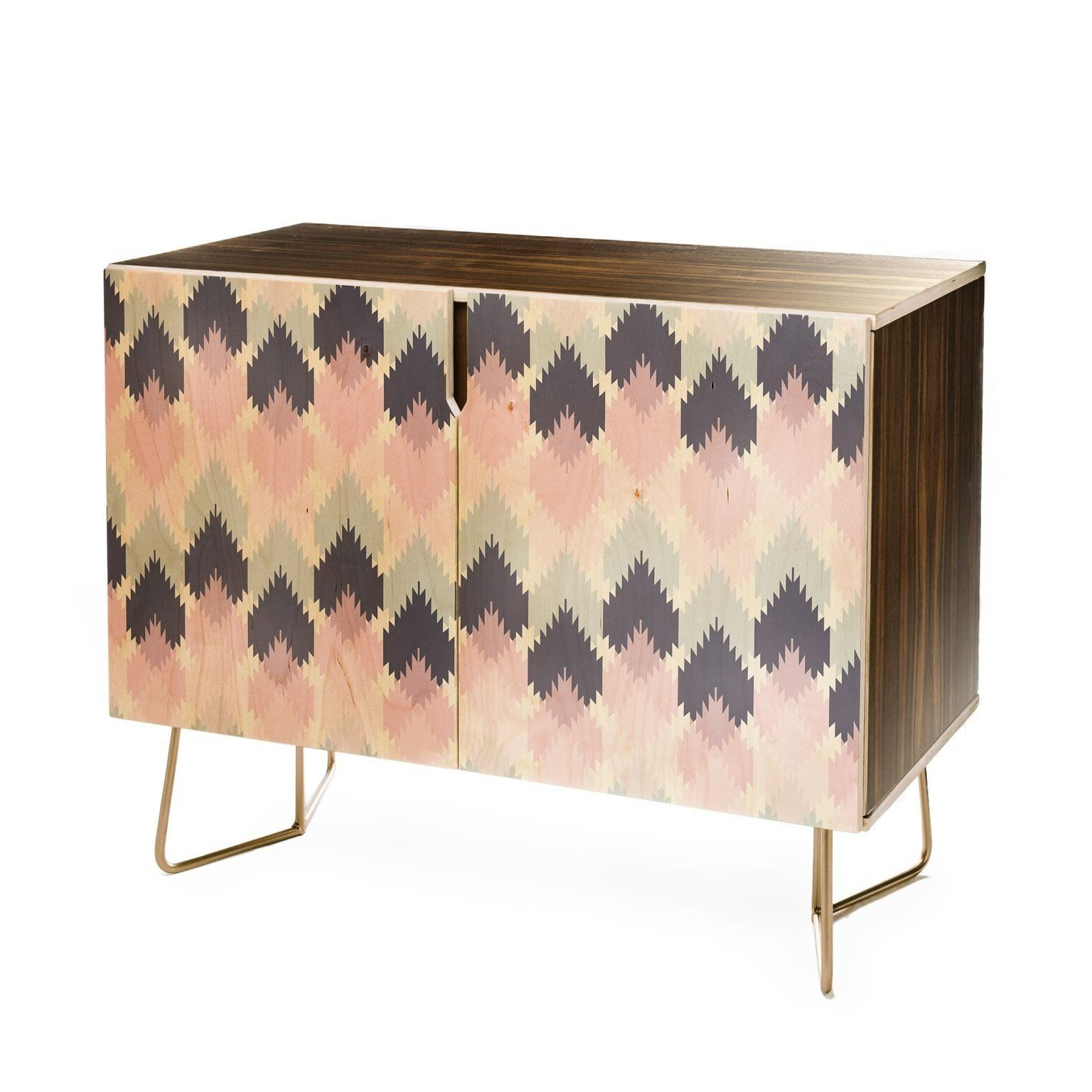 Credenzacraftbelly Spring Kilim | Eclectic Room Throughout Fleurette Night Credenzas (View 9 of 20)