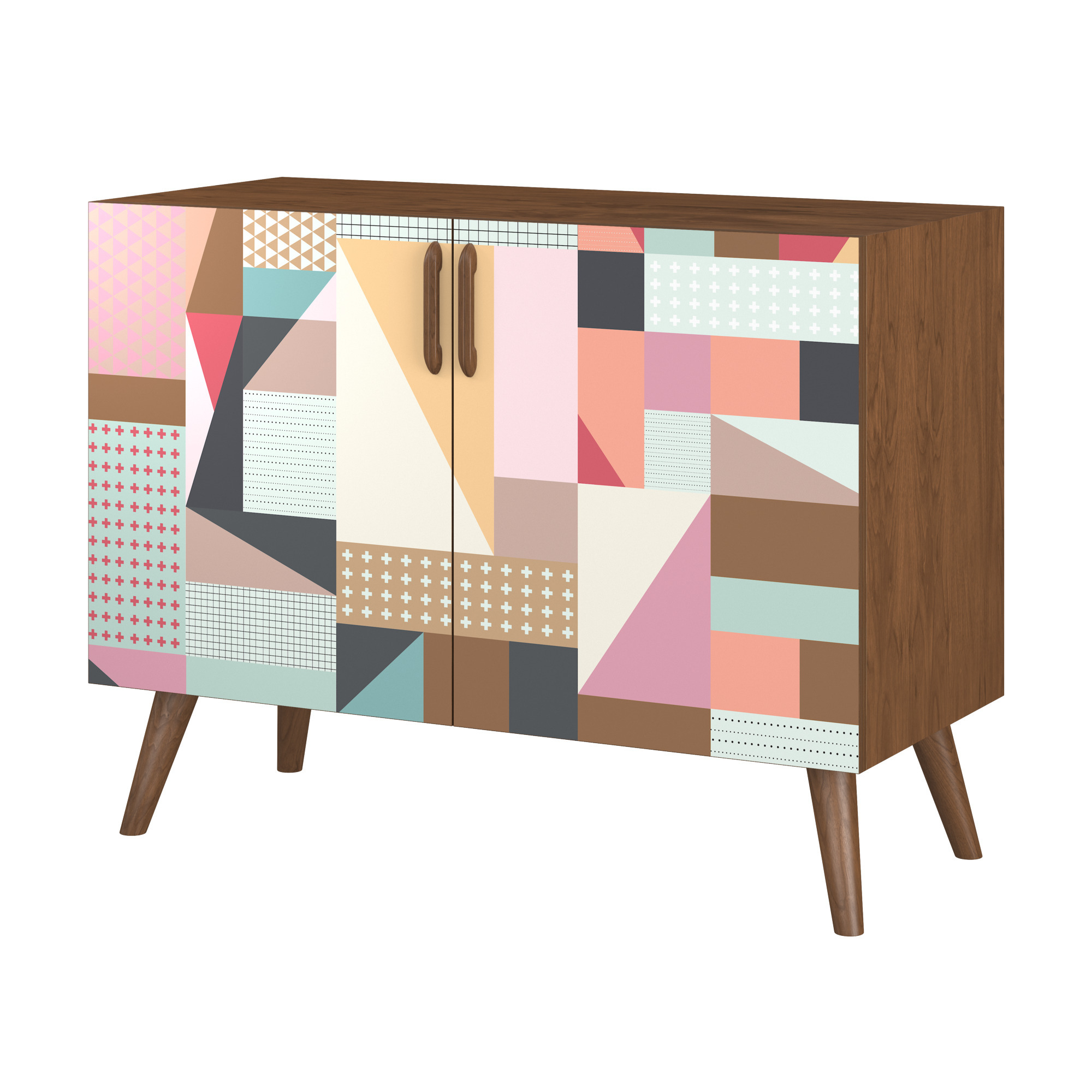 Customize Credenzas   Snugsquare Throughout Bright Angles Credenzas (View 7 of 20)