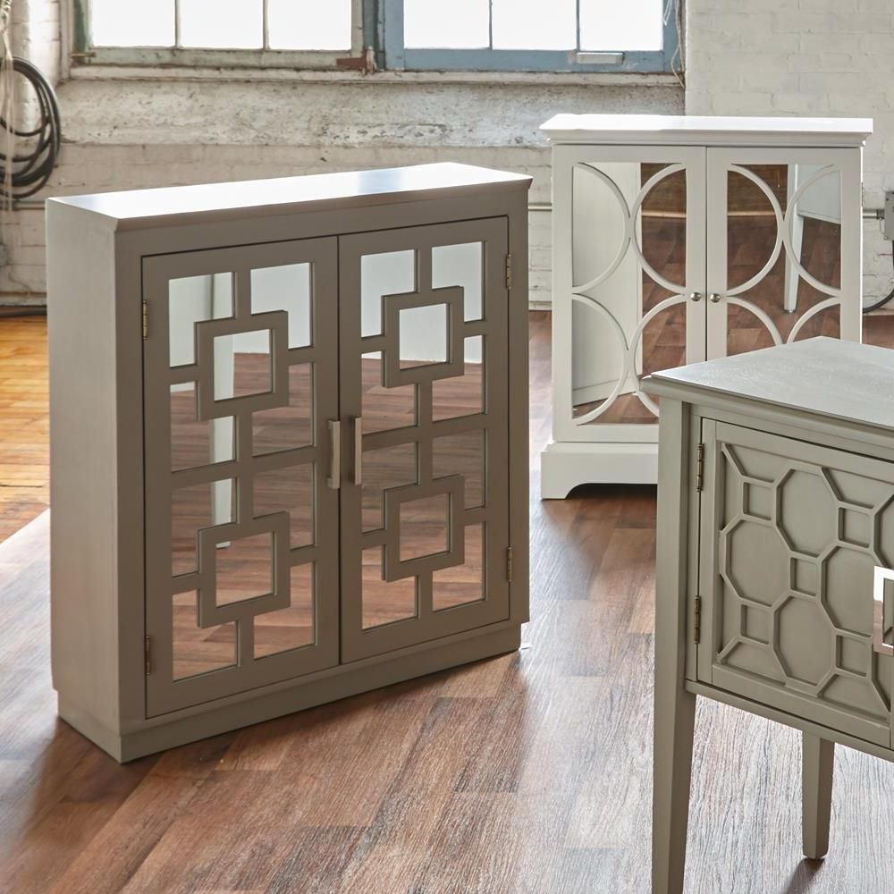 Featured Photo of Mirrored Double Door Buffets