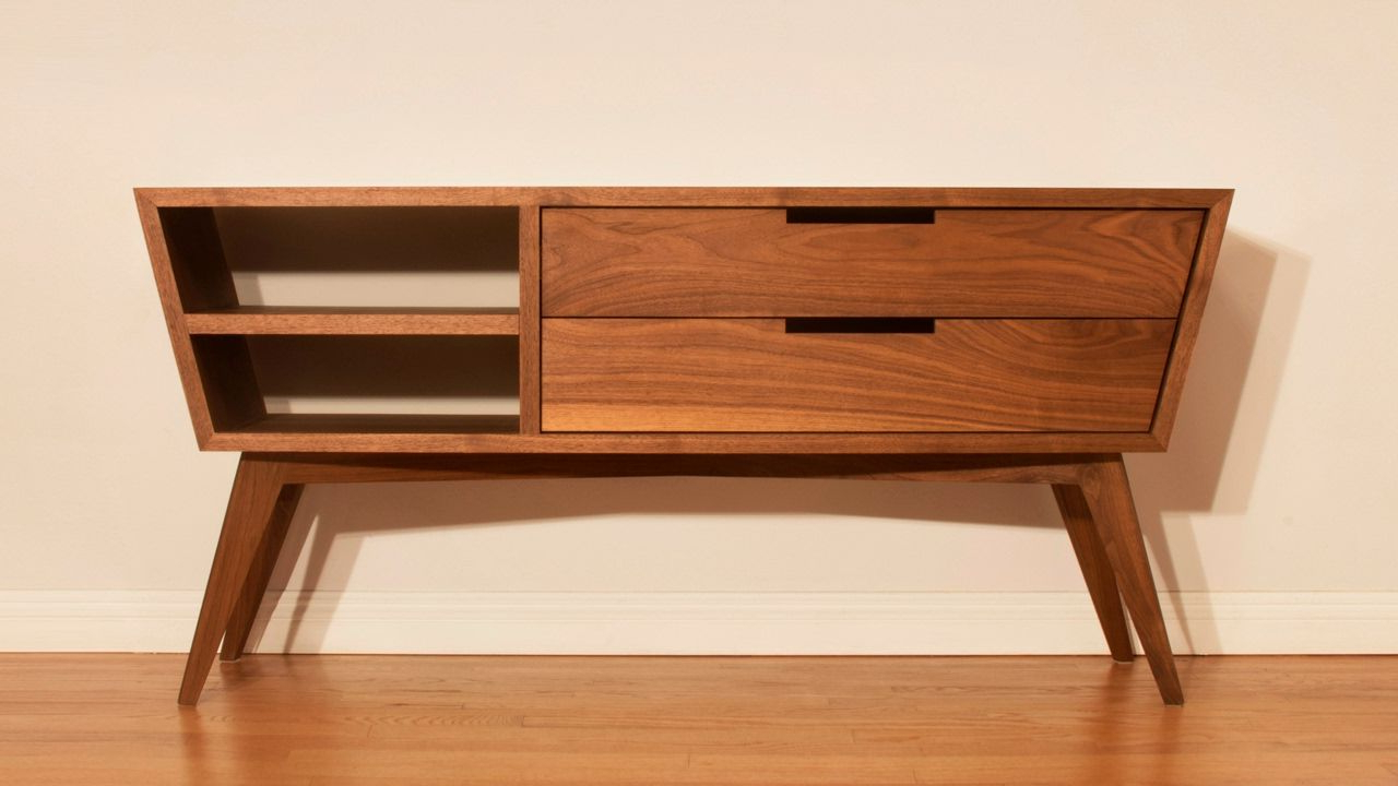 Designing And Building A Modern Credenza – Woodworking For Wooden Deconstruction Credenzas (View 6 of 20)